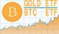 金(GOLD)ETFとビットコインETFの比較が同じ?!ETF承認で未来が大きく変わる
